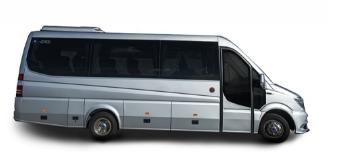 Minibus Vip 12 à 15 places