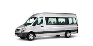 Minibus Nice Cannes 15 places