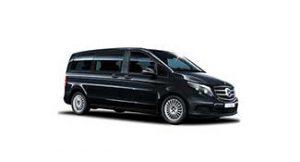 Minivan minibus Nice Cannes