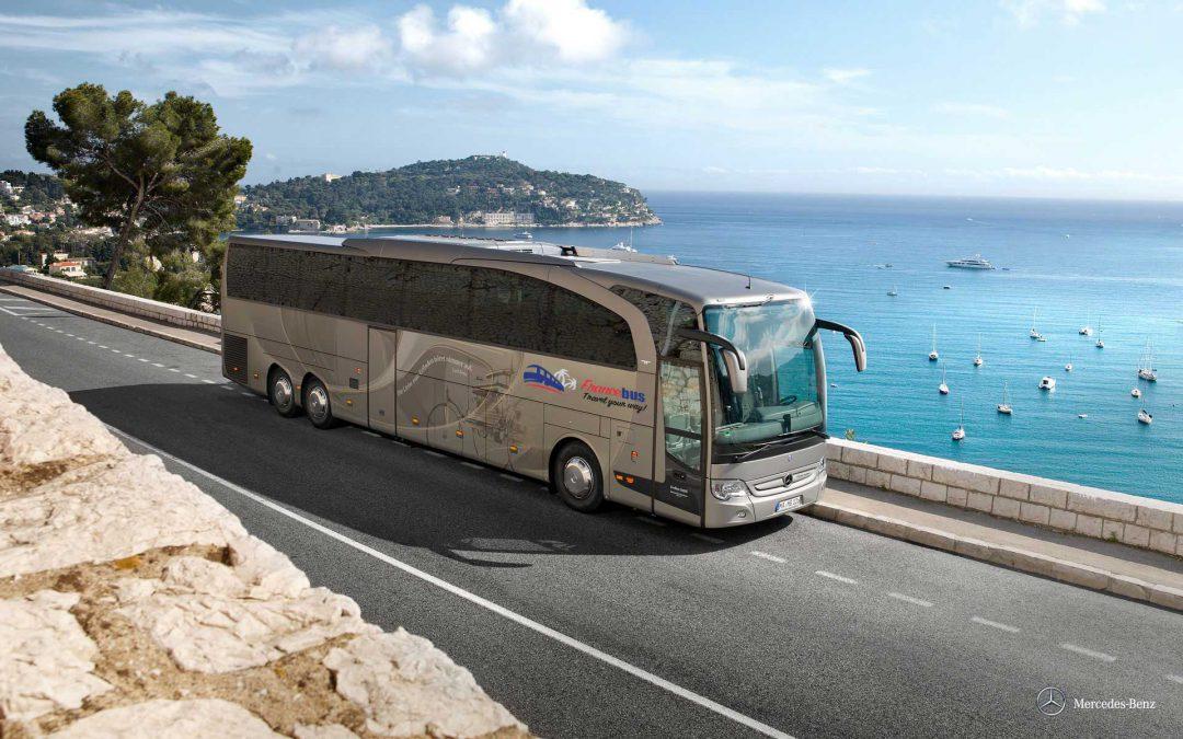 Location bus avec chauffeur Nice