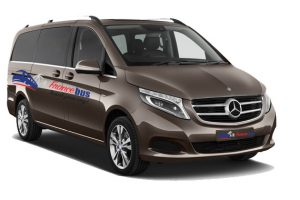minibus Nice Mercedes-Benz V-Class France Bus