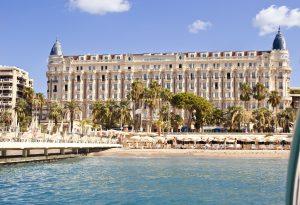 bus Hôtel Carlton à Cannes