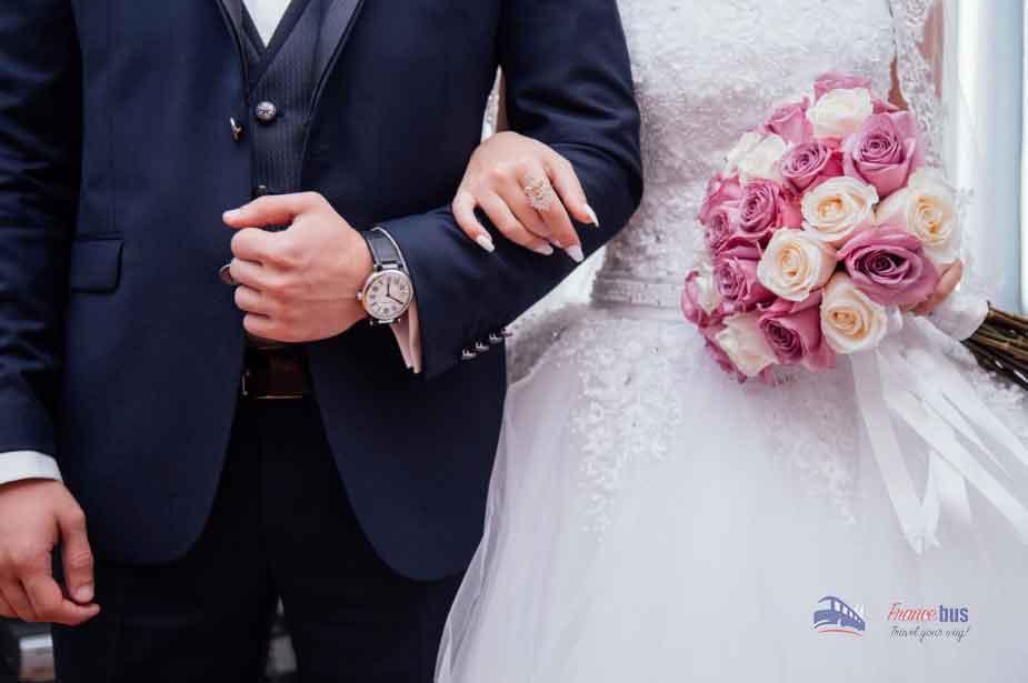Bus Minibus Mariage: pour votre Mariage, un chauffeur à disposition pour une journée exceptionnelle
