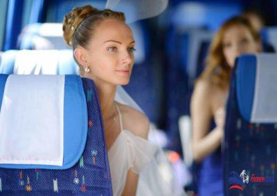 location bus pour votre mariage